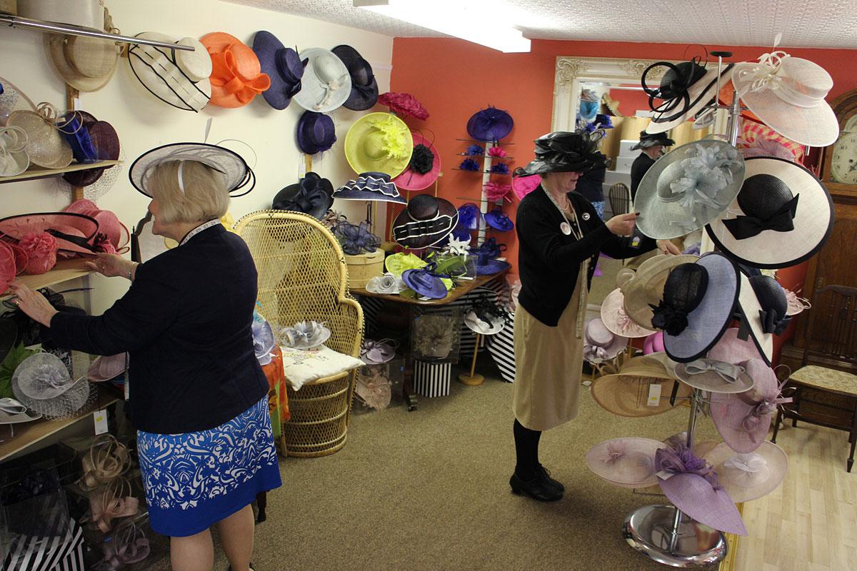 Ladies hats Spring 2018 3
